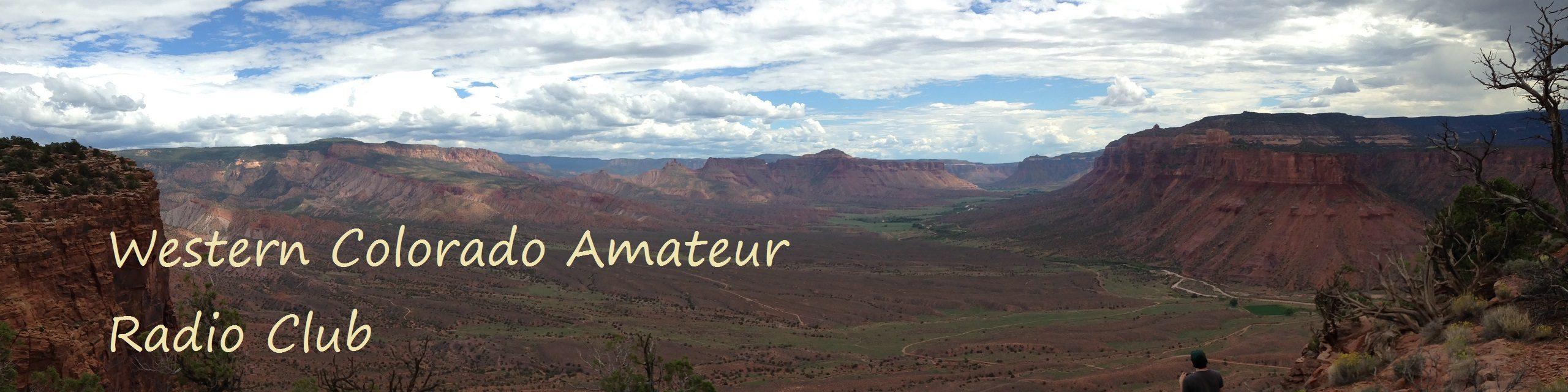 Western Colorado Amateur Radio Club